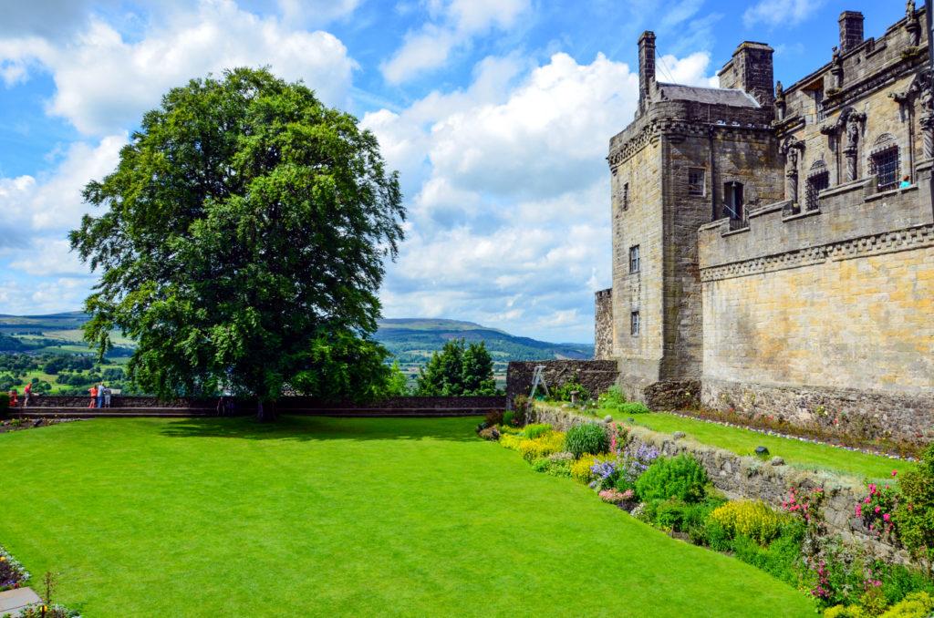Záhrada Stirling
