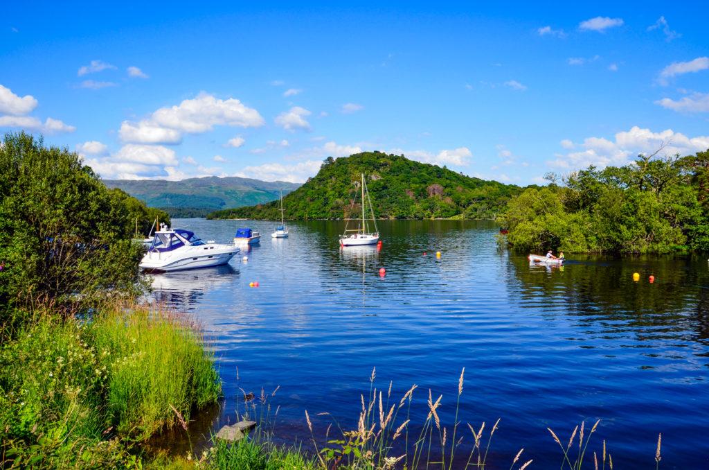 Jazero Loch Lomond