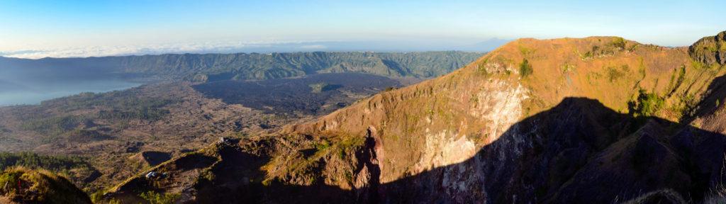 sopka Gunung Batur