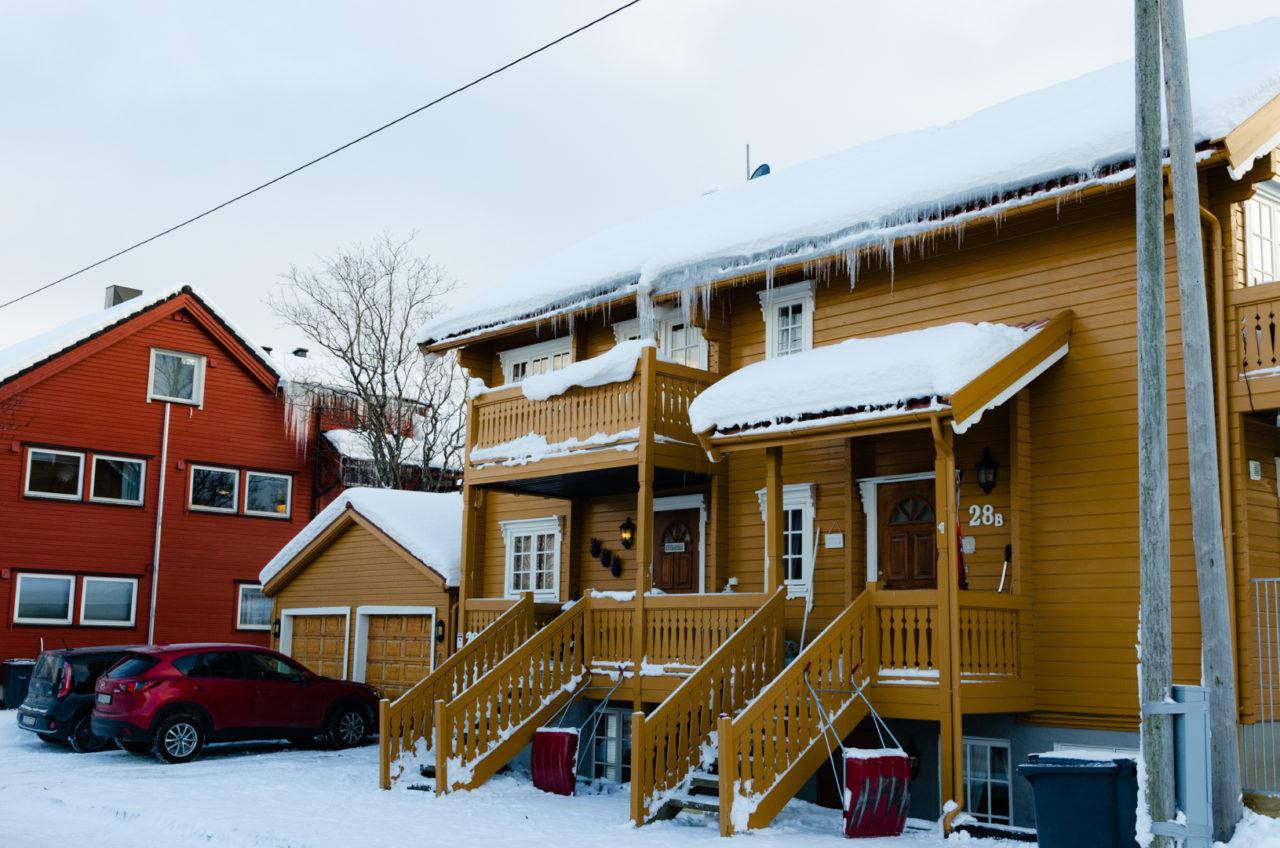Nórska architektúra