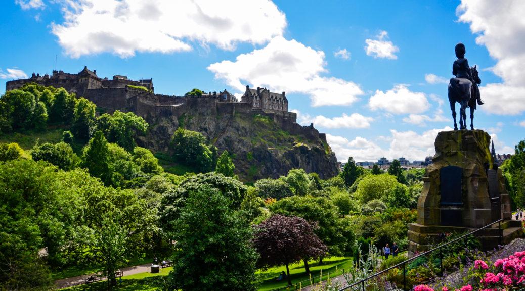 Edinburgsky hrad