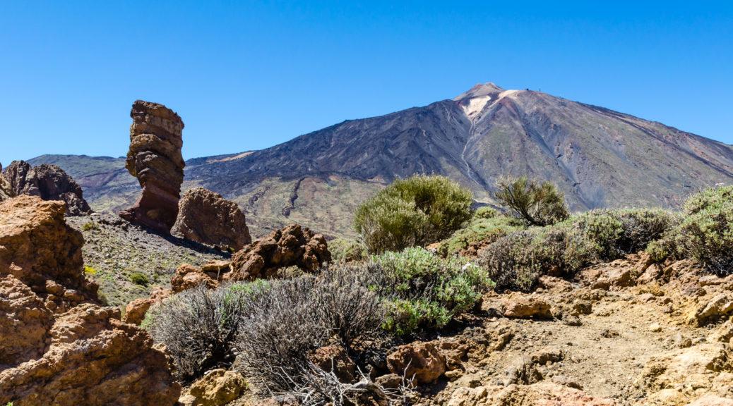 Pico el Teide sopka