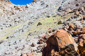 vulkanická pôda