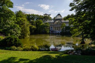 Kryštáľový palác (Palacio Cristal)