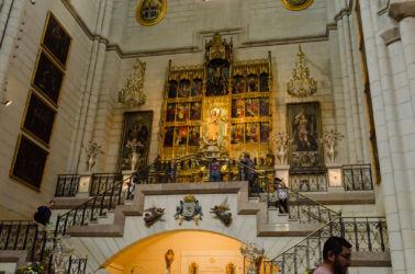 Interiér katedrály