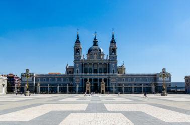 Cathedral de Almudena