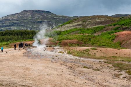 Geopark Geysir