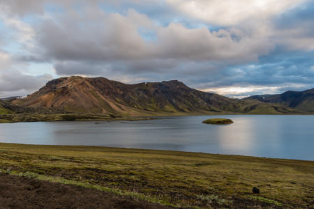 Cestou do Landmannalaugaru