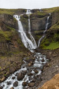 Rjukandi vodopád