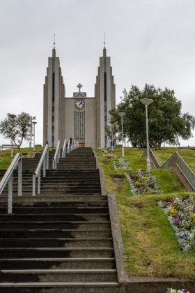 Akureyri kostolík