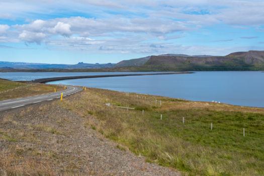 Začiatok cesty po západných fjordoch