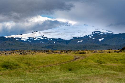 Sopka Snæfellsjökull